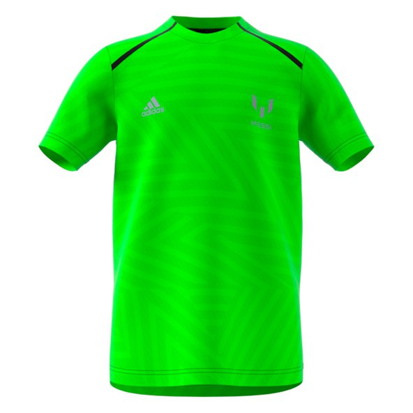 adidas Messi Icon Boys' Jersey, Green