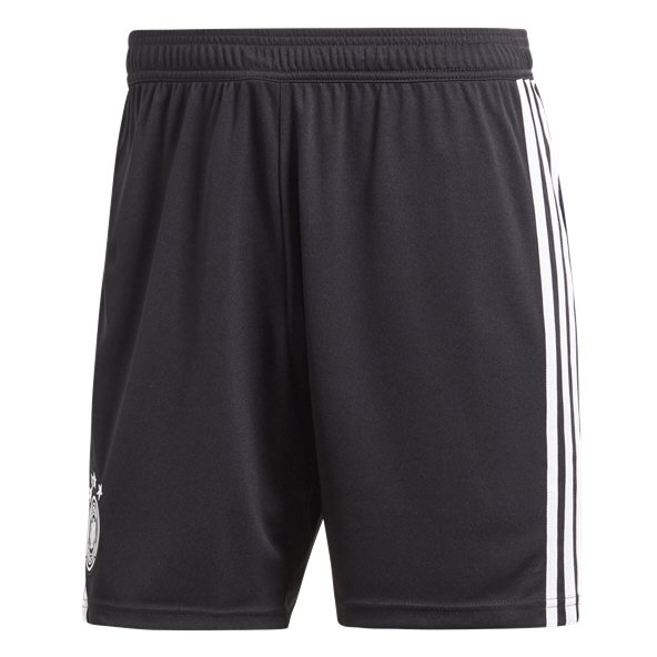 adidas Germany 2018 Home Short, Black