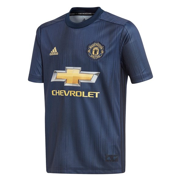 adidas Man United 2018/19 3rd Jersey, Navy