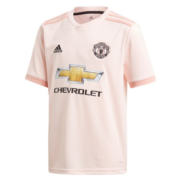5f617cb03 adidas Man United 2018 19 Kids  Away Jersey