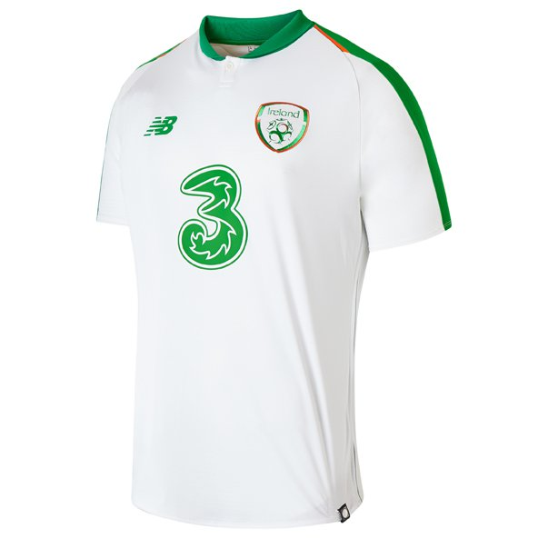 NB FAI 18/19 Away Jersey White