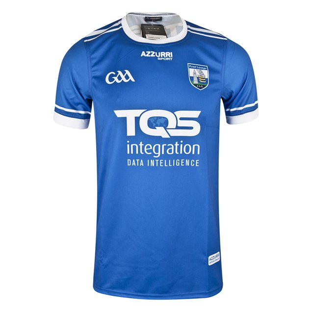 Azzurri Waterford 2018 Home Goalkeeper Jersey, Blue