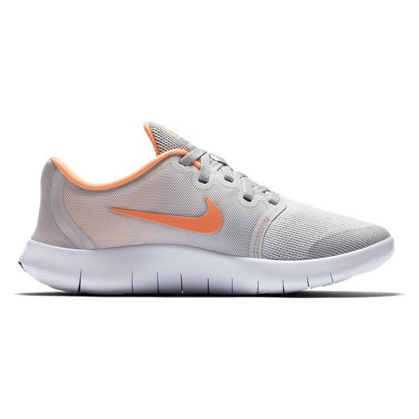 Nike Flex Contact Girls Fw Grey/Red