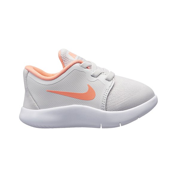 Nike Flex Contact Infant Girls Trainer, Grey