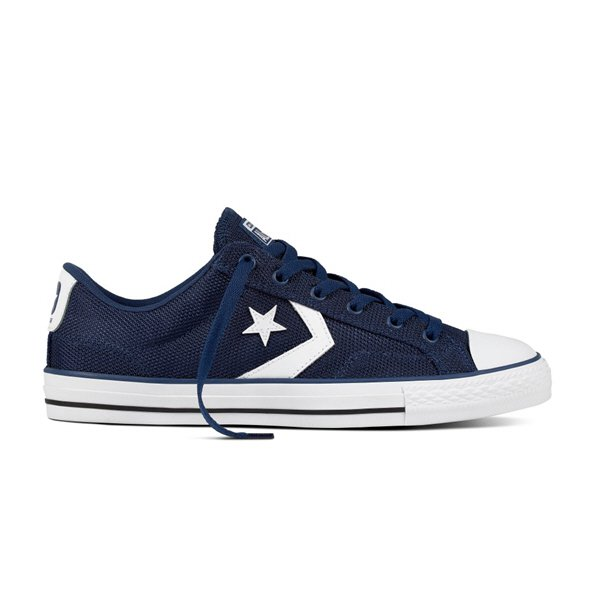 Converse Star Player Ox Men's Trainer, Navy