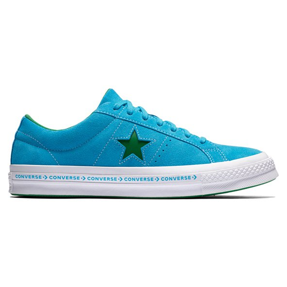 Converse One Star Men's Trainer, Blue