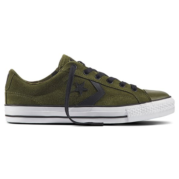Converse Star Player Ox Men's Trainer, Green