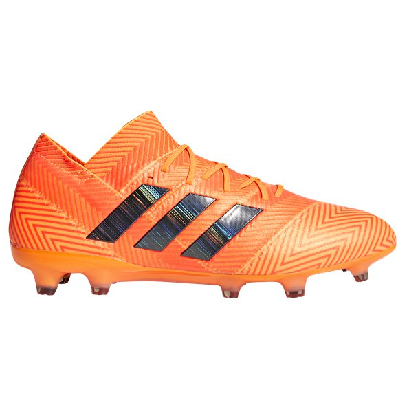 adidas Nemeziz 18.1 FG Football Boot, Orange