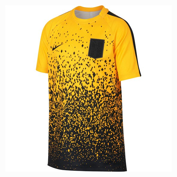 Nike Neymar Academy Kids' T-Shirt, Yellow