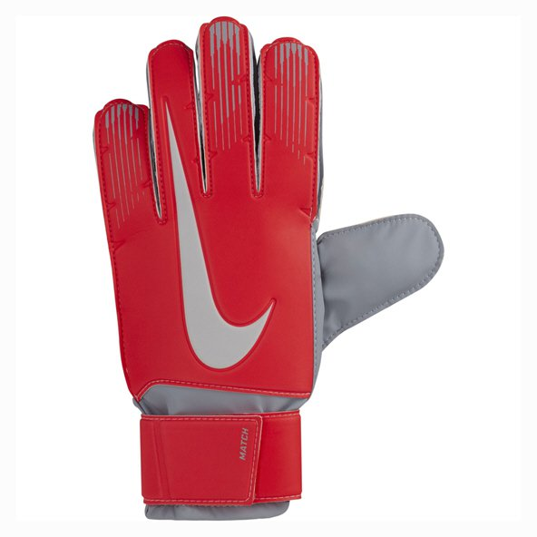 Nike Match Goalkeeper Gloves, Red