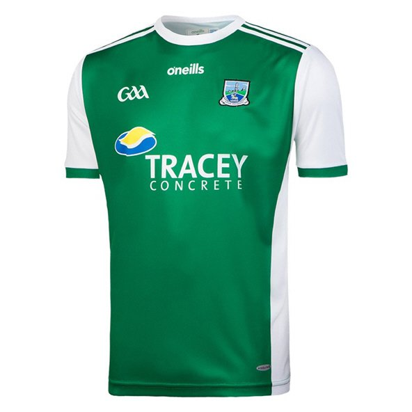 O'Neills Fermanagh 2018 Kids' Home Jersey, Green