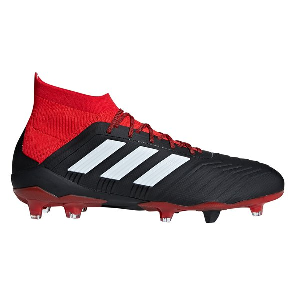 adidas Predator 18.1 FG Football Boot, Black