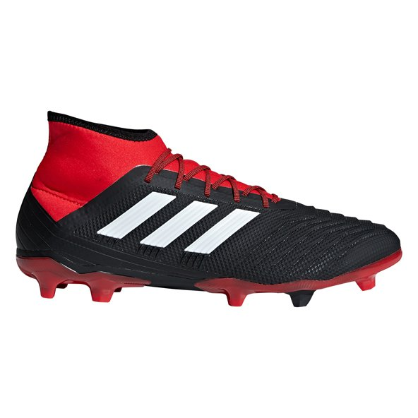 adidas Predator 18.2 FG Football Boot, Black