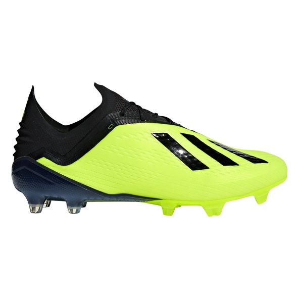 adidas X 18.1 FG Football Boot, Yellow