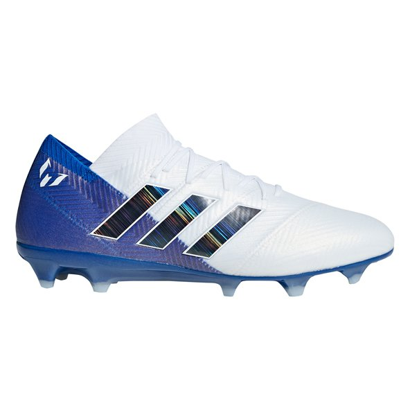adidas Nemeziz Messi 18.1 FG Football Boot, White