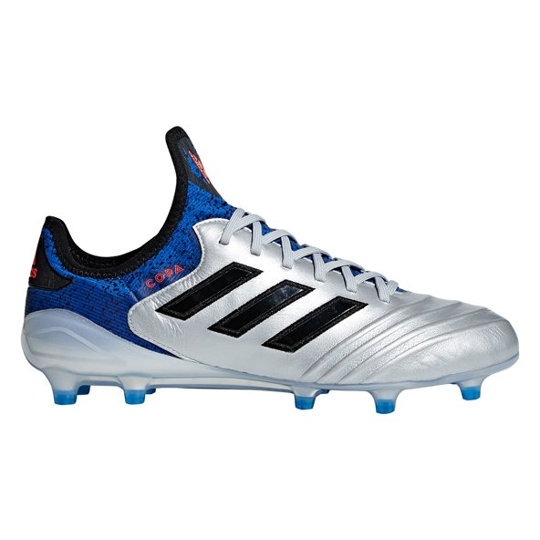 adidas Copa 18.1 FG Football Boot, Silver