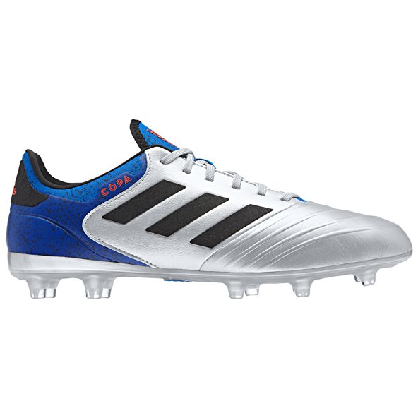 adidas Copa 18.2 FG Football Boot, Silver
