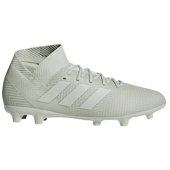 adidas Nemeziz 18.3 FG Football Boot, Silver