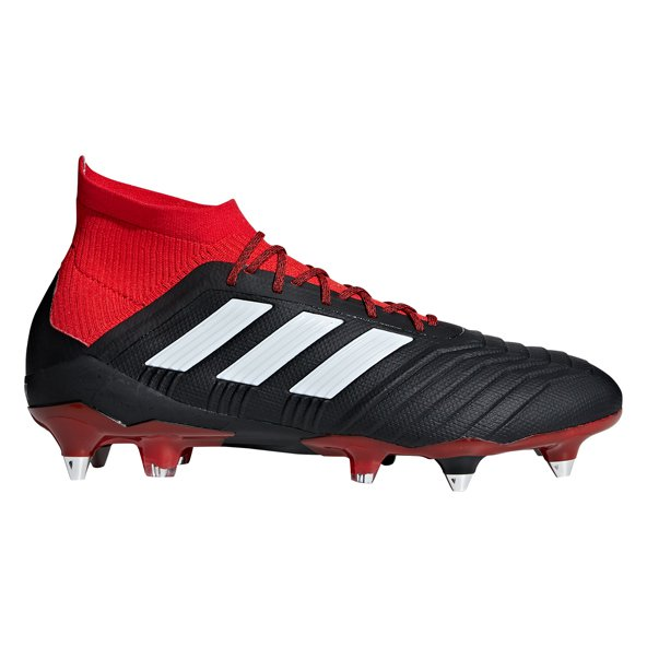 adidas Predator 18.1 SG Football Boot, Black