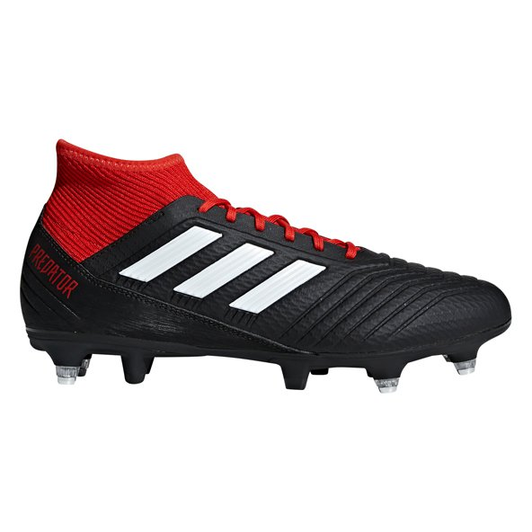 adidas Predator 18.3 SG Football Boot, Black