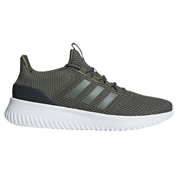 adidas Cloudfoam Ultimate Men's Trainer, Green