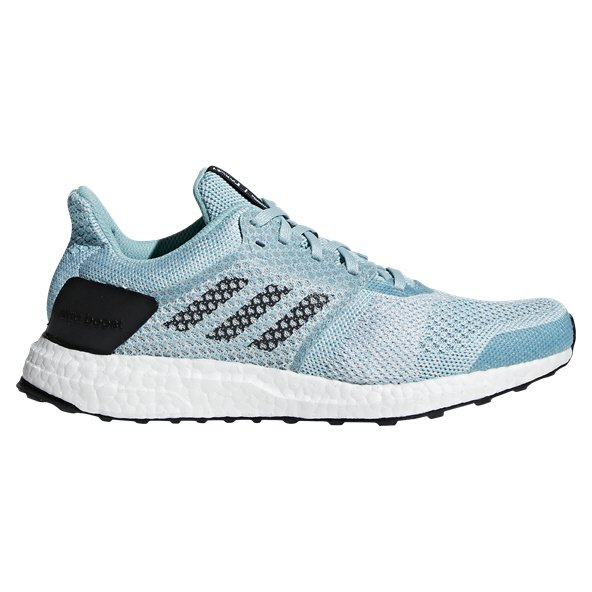 adidas UltraBOOST ST Parley Women's Running Shoe, Blue