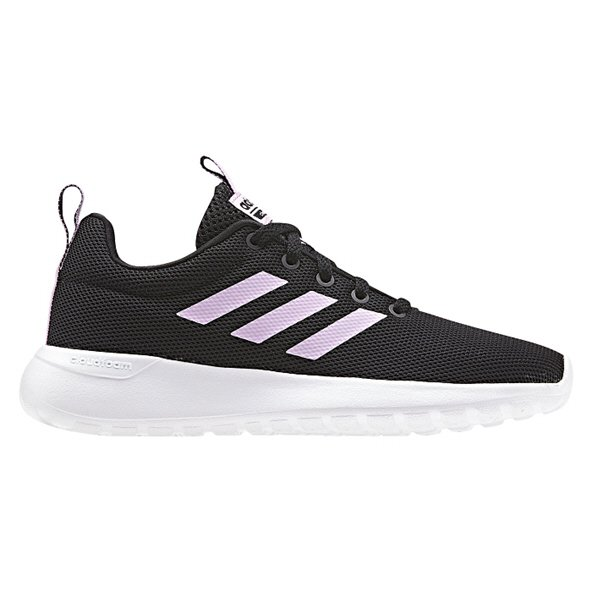 adidas Lite Racer CLN Girls' Trainer, Black