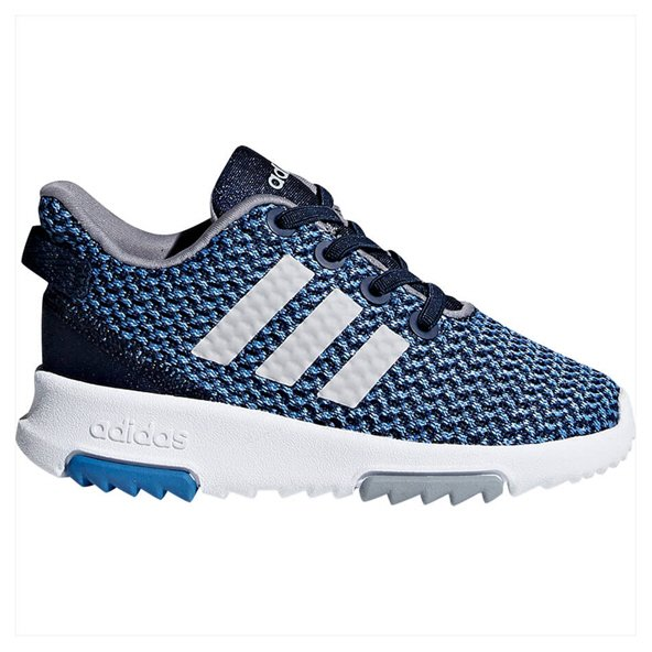 adidas Racer TR Infant Boys' Trainer, Navy