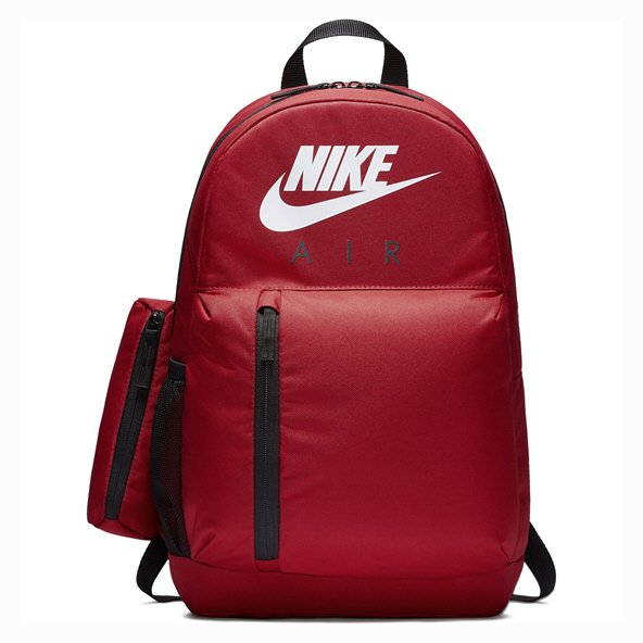 Nike Youth Element GFX Backpack Red/Black