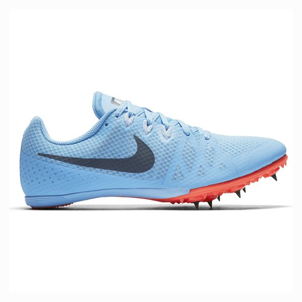 Nike Zoom Rival M8 Men's Running Spikes, Blue