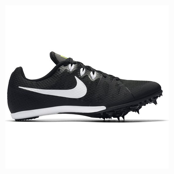 Nike Zoom Rival M8 Men's Running Spikes, Black