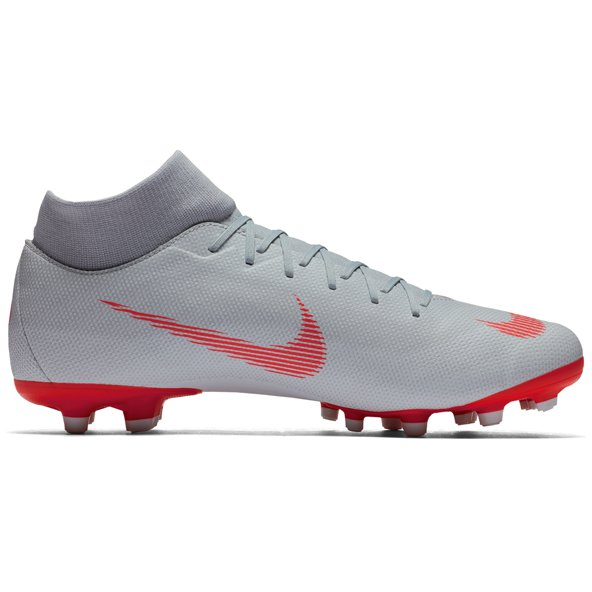 Nike Mercurial Superfly 6 Academy Football Boot, Grey