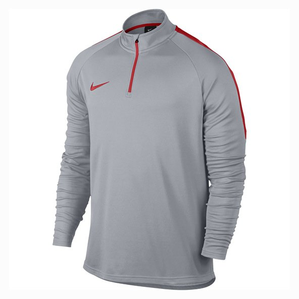 Nike Dry Academy Men's Drill Top, Grey