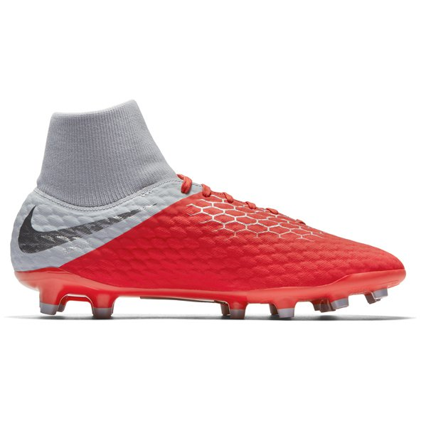 Nike Hypervenom Phantom 3 Academy FG Football Boot, Red