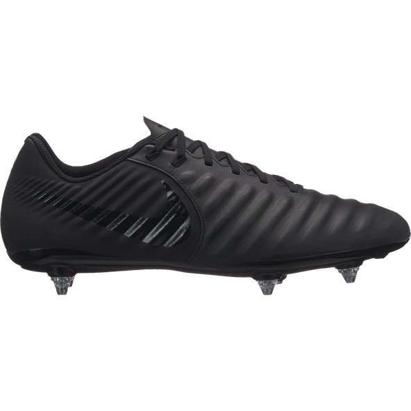 Nike Tiempo 7 Legend Academy SG Football Boot, Black