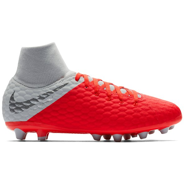 Nike Hypervenom Phantom Acdmy Kid AG Red