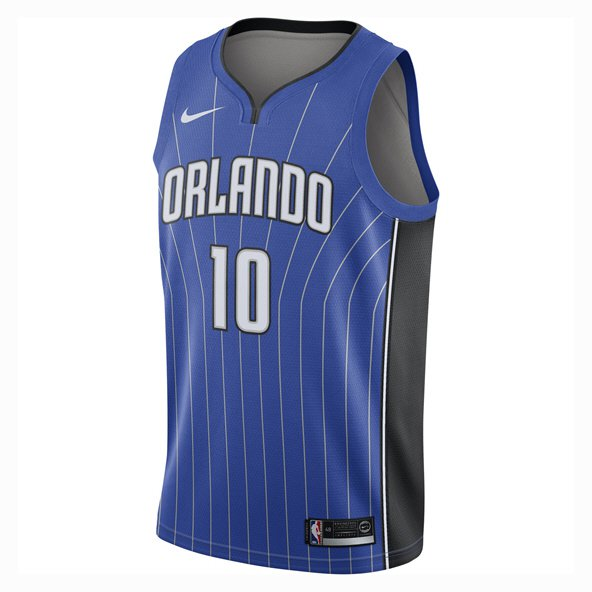 Nike Orlando Magic Jersey - Fournier 10, Blue