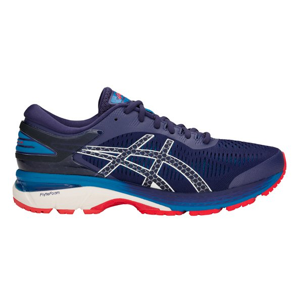 Asics Gel-Kayano 25 Men's Running Shoe, Blue