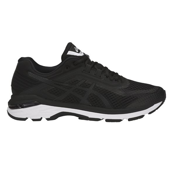 Asics GT-2000 6 Men's Running Shoe, Black