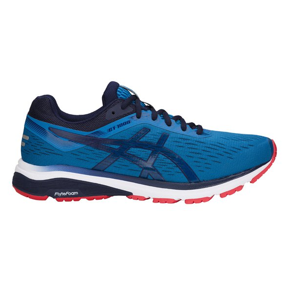Asics GT-1000 7 Men's Running Shoe, Blue