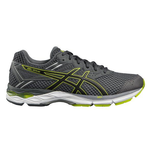Asics Gel-Zone 5 Men's Running Shoe, Grey