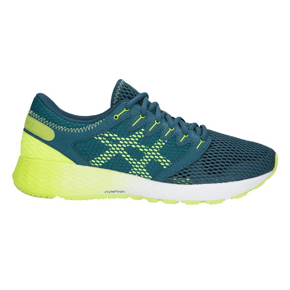 Asics Roadhawk FF 2 Men's Running Shoe, Deep Aqua