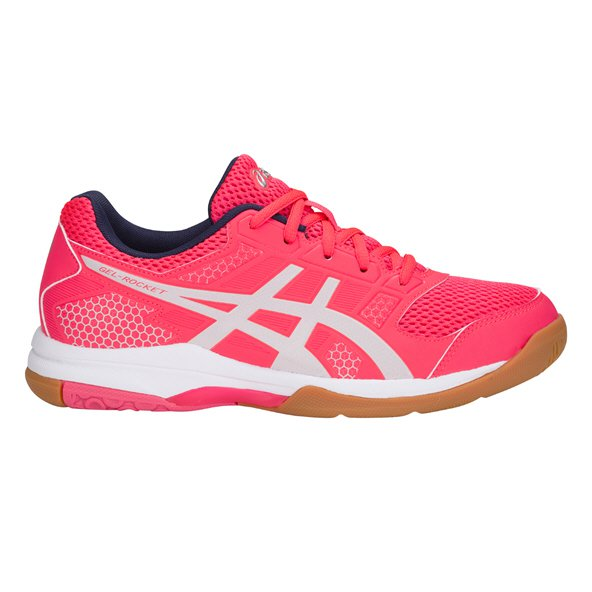 Asics Gel-Rocket 8 Women's Squash Shoe, Pink