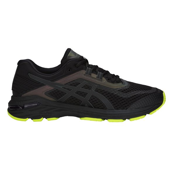Asics GT-2000 6 Lite-Show Men's Running Shoe, Black