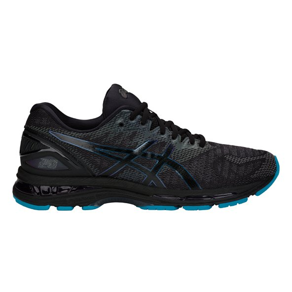 Asics Gel-Nimbus 20 Lite-Show Men's Running Shoe, Black