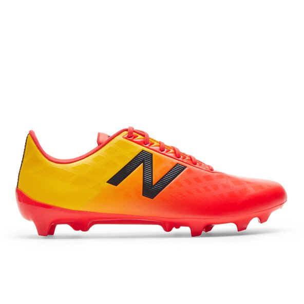 New Balance Furon 4.0 Dispatch FG Football Boot, Orange