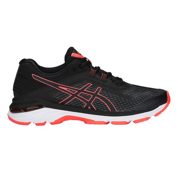 Asics GT-2000 6 Women's Running Shoe, Black