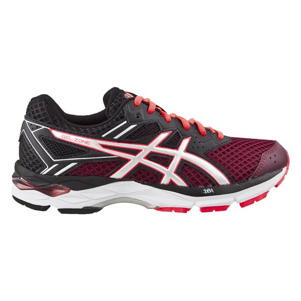 Asics Gel-Zone 5 Women's Running Shoe, Maroon