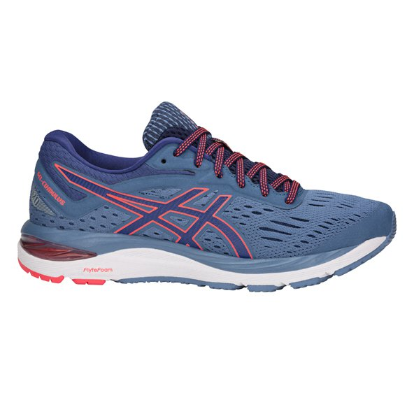 Asics Gel-Cumulus 20 Women's Running Shoe, Blue
