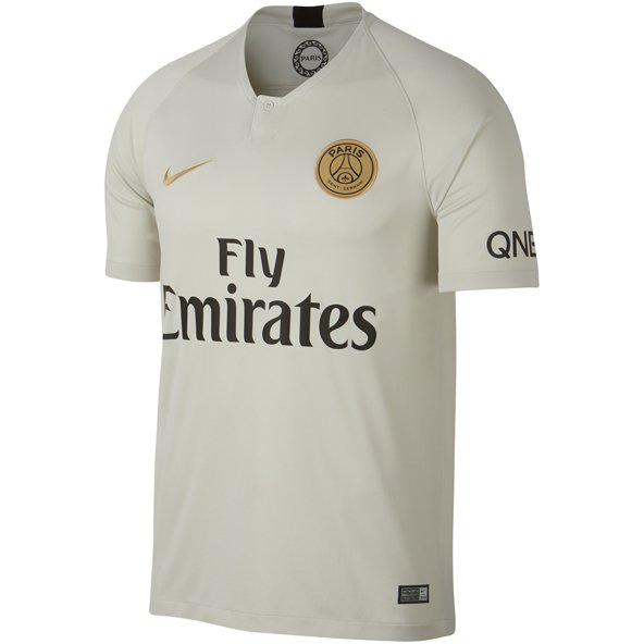 Nike PSG 2018/19 Away Jersey, White
